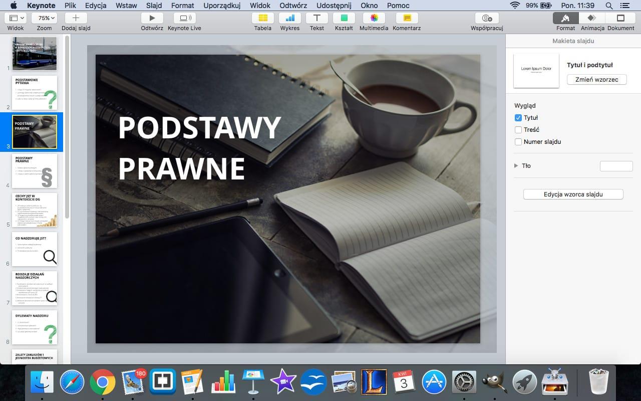 Keynote iWorks