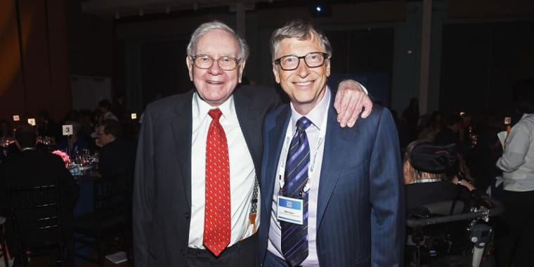 Warren Buffet i Bill Gates