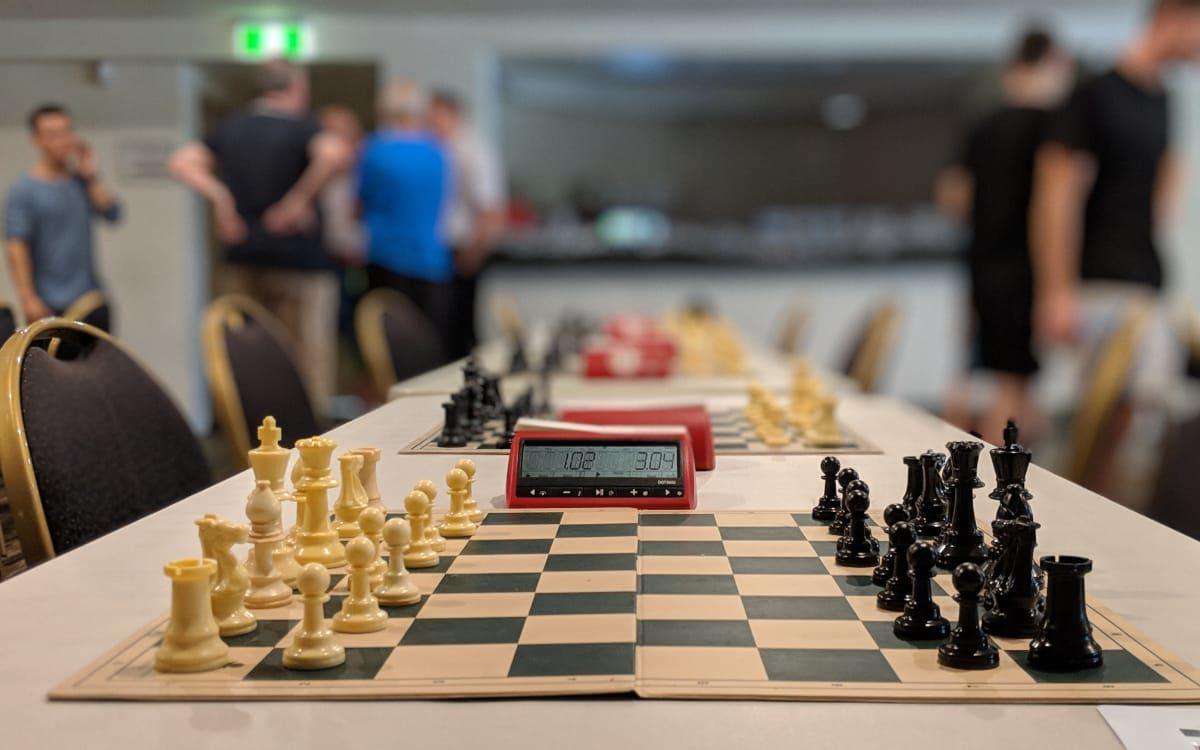Szachy - zestaw turniejowy