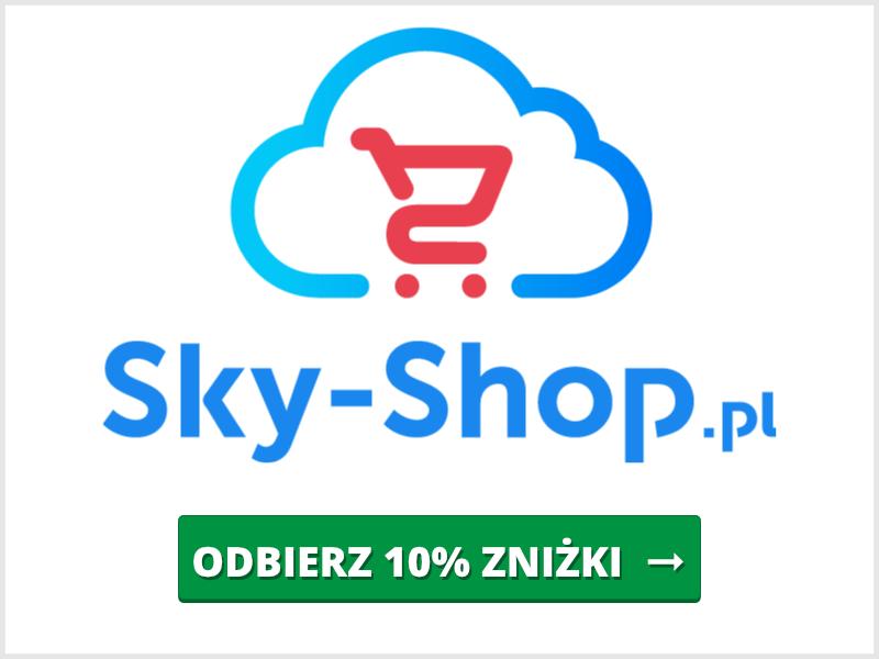 10 % zniżki w Sky-Shop